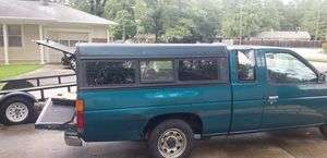 Nissan camper top for Sale in Memphis, TN