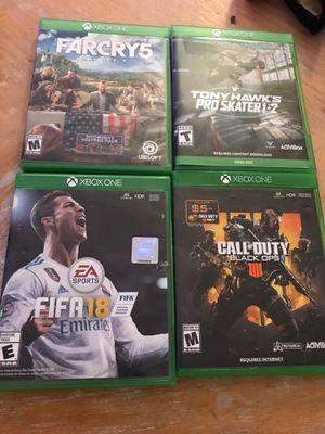 4 games for Sale in Centreville, VA