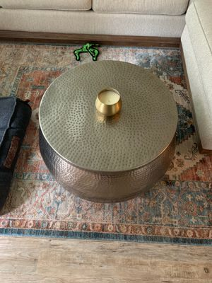 World Market Coffee Table - Need to sell ASAP for Sale in Land O Lakes, FL