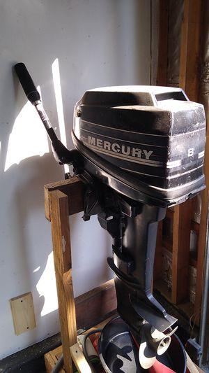 Mercury 8hp outboard for Sale in Clovis, CA
