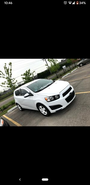 2016 Chevy Sonic for Sale in Elmwood Park, IL