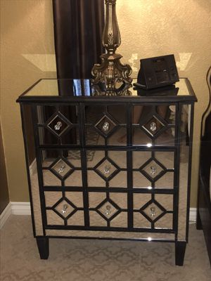 Mirrored night stands for Sale in Scottsdale, AZ