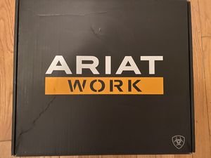 Ariat Work Men's Groundbreaker Work Boot for Sale in Dallas, TX