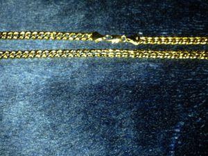 14k solid gold chain for Sale in Wichita, KS