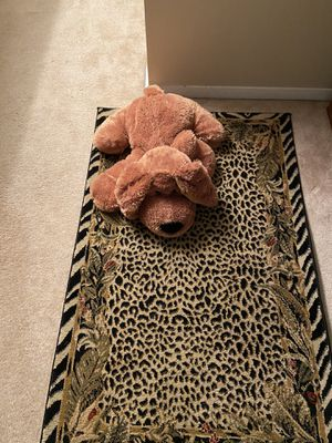 Plushy and rug for sale for Sale in Vienna, VA
