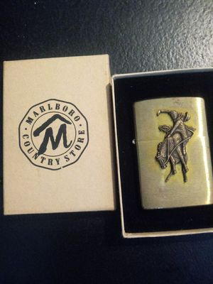 Marlboro country zippo for Sale in Womelsdorf, PA