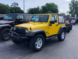 2008 Jeep Wrangler for Sale in Riverview, FL