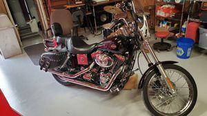 2002 Harley-Davidson FXDWG Dyna Wide Glide for Sale in Buckley, WA