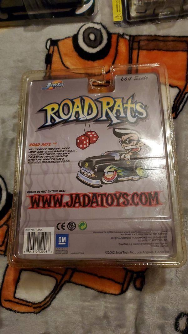 Road Rats 53 Chevy Bel-Air, homies,general, antiques, toys, collectors, kids, hotwheels, electronics, jada toys, locsters, matchbox