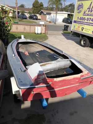 Boat and trailer for Sale in Westminster, CA