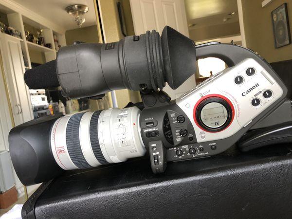 Professional digital video camera need head cleaner