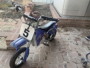Elictric razor motorcycle for Sale in Modesto, CA