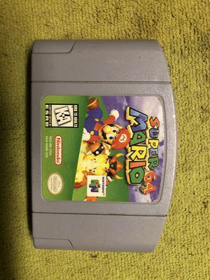 Super Mario 64 for Sale in Dadeville, AL
