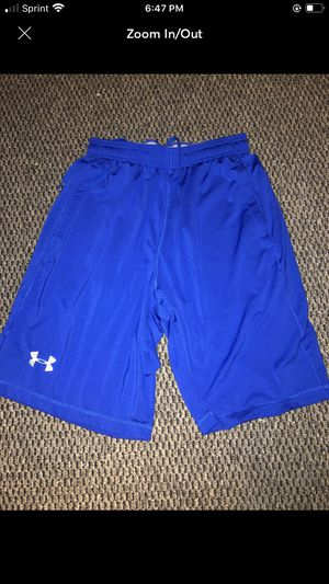 Under armour shorts for Sale in Bloomington, IL