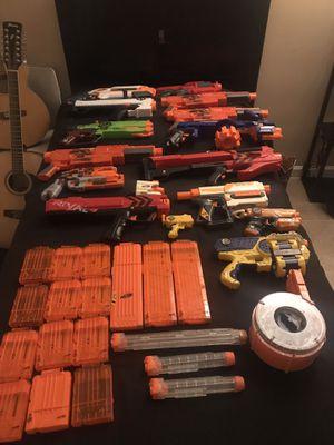 Nerf Guns For Sale for Sale in Las Vegas, NV