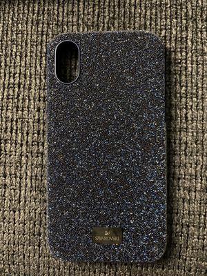 Swarovski Crystal case for iPhone X/XS $35 for Sale in Murrieta, CA