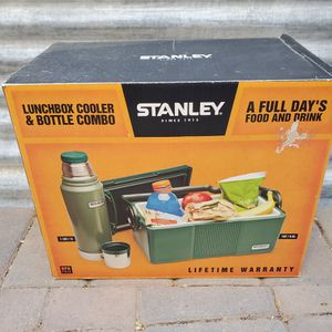 Stanley Lunchbox Cooler & Thermos Bottle for Sale in Gilbert, AZ
