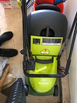 Sun Joe Lawn Mower for Sale in South Riding, VA