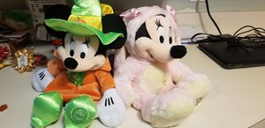 Disney plushies for Sale in Montgomery, IL