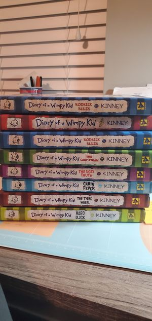 Diary of a wimpy kid for Sale in Tacoma, WA