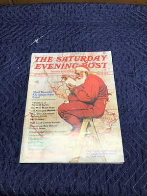 Saturday evening post December 25, 1976 issue for Sale in Yorba Linda, CA