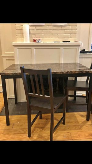 Table marble color Mesa for Sale in Hyattsville, MD