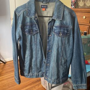 Jean Jacket From Children Place for Sale in West Haven, CT