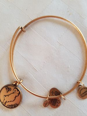 Alex and ani aries bracelet for Sale in Levittown, PA