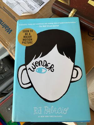 Kids book Wonder for Sale in San Antonio, TX