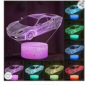 3D night light- Car for Sale in Columbus, OH