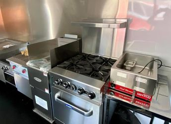 !!!FOOD TRAILERS!! READY TO PASS INSPECTION... 2O5U for Sale in Dallas,  TX