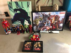 Marvel pictures,poster and etc for Sale in Cleveland, OH