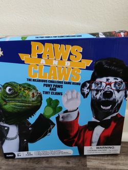 Paws And Claws Board Game for Sale in Fort Lauderdale,  FL