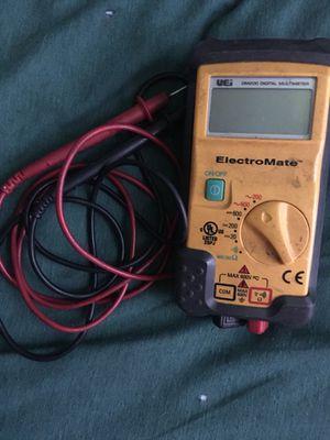 UEI Digital Multimeter (Amp & Ohm Tester) for Sale in Jonesborough, TN