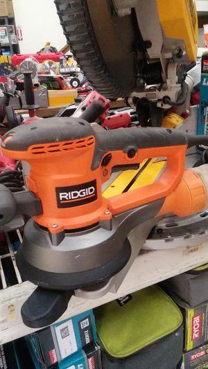 RIDGID CORDED SABDER. for Sale in Colton, CA