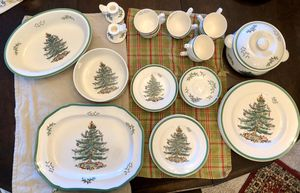 Spode Christmas china set for Sale in Del Mar, CA