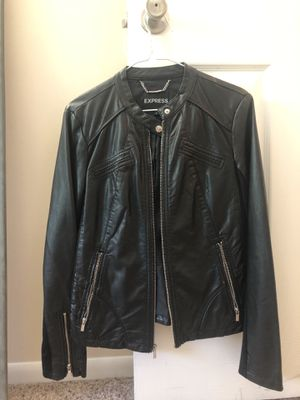 Leather Jacket from EXPRESS for Sale in Lorton, VA