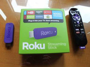 Brand New Roku Streaming Stick for Sale in Humble, TX