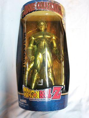 Irwin Dragonball Z Movie Collection Meta Cooler Action Figure for Sale in La Mirada, CA