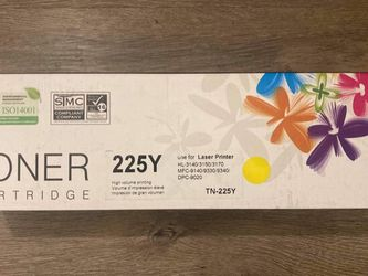 Laser Printer Toner Yellow 225Y for Sale in Portland,  OR