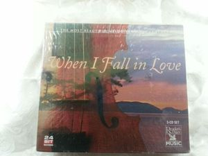 When I Fall In Love melodies 3-CD Set for Sale in Bladensburg, MD