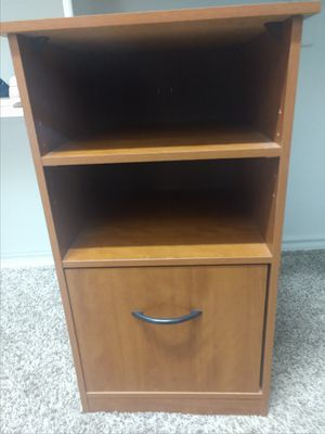 Bookcase file cabinet for Sale in Argyle, TX