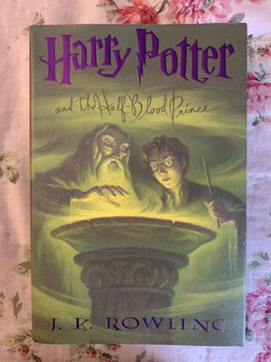 Harry Potter and the Half Blood Prince for Sale in San Jose, CA