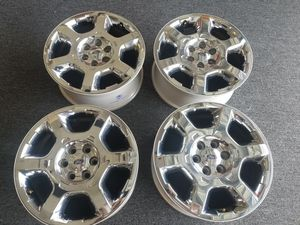 Ford oem 20inch rims for Sale in Fort Lauderdale, FL