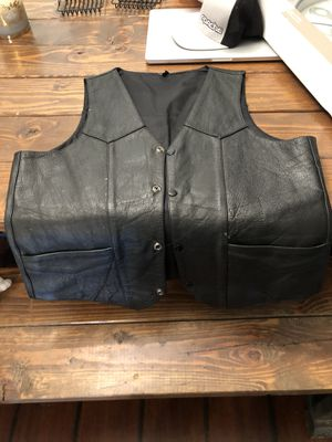 Motorcycle vest for Sale in Mesa, AZ