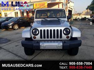 2011 Jeep Wrangler for Sale in Elizabeth, NJ