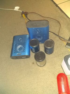 Bluetooth speakers for Sale in Lexington, KY