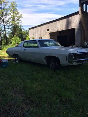 1969 Chevy Impala for Sale in Seattle, WA
