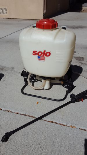 Weed sprayer, back pack for Sale in Wheat Ridge, CO