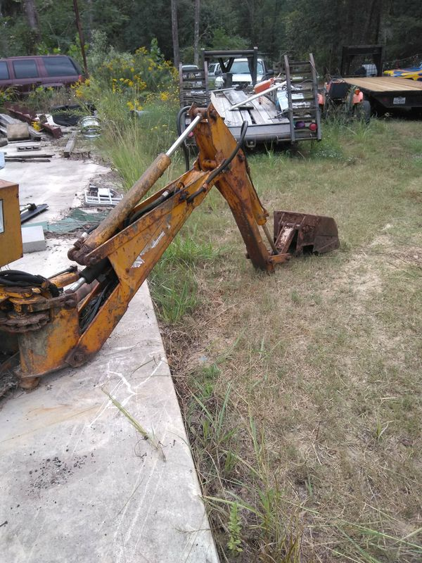 ARPS 728 Three Point Tractor Backhoe